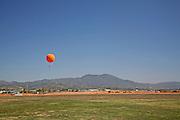 OC Great Park Balloon in Irvine California