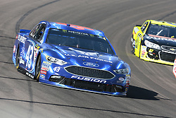 November 12, 2017 - Avondale, Arizona, United States of America - November 12, 2017 - Avondale, Arizona, USA: The Monster Energy NASCAR Cup Series takes to the track for the Can-Am 500(k) at Phoenix Raceway in Avondale, Arizona. (Credit Image: © Walter G Arce Sr Asp Inc/ASP via ZUMA Wire)