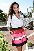 CD Presentatie Antje Monteiro - Hou me Vast in restaurant Opbuuren, Maarssen.<br /> <br /> Op de foto:  Romy Monteiro