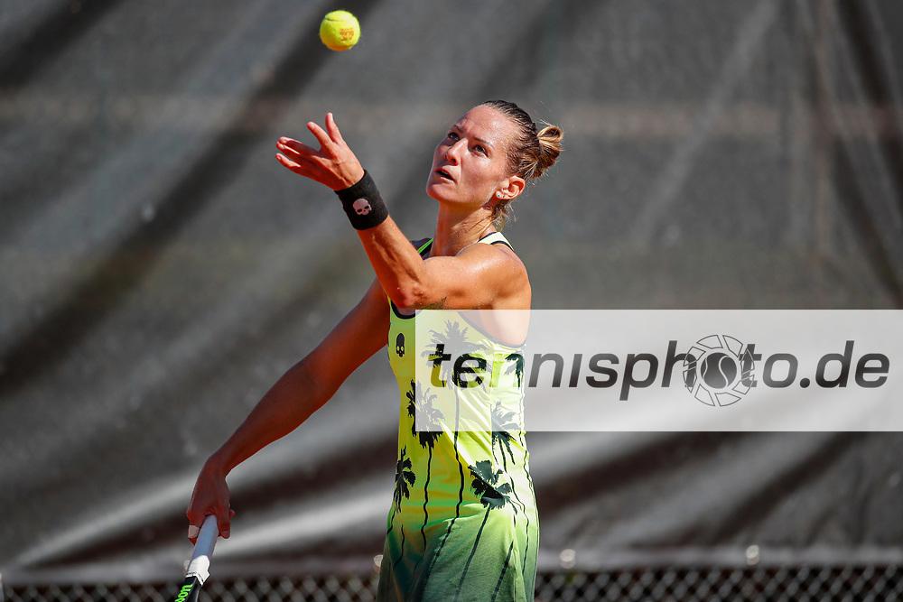 Conny Perrin (SUI) - WTO Wiesbaden Tennis Open - ITF World Tennis Tour 80K, 25.9.2021, Wiesbaden (T2 Sport Health Club), Deutschland, Photo: Mathias Schulz