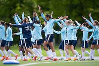 Wendie Renard - 13.05.2015 - Entrainement - Equipe de France de Football feminin<br /> Photo : Andre Ferreira / Icon Sport