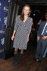 JECCA CRAIG at the launch of the Johnnie Walker Blue Label Club held at The Scotch, Mason's Yard, London on 1st May 2012.