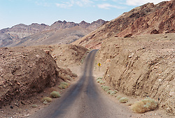road in Death Valley, NV