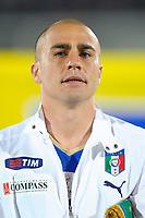 "Fabio CANNAVARO ITALIA<br /> Pescara 14/11/2009 Stadio ""Adriatico""<br /> Italia Olanda / Italy Netherlands 0-0<br /> Friendly Match<br /> Foto Andrea Staccioli Insidefoto"