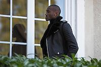 Josuha Guilavogui  - 23.03.2015 -Equipe de France - Arrivee des joueurs a Clairefontaine<br />Photo : Andre Ferreira / Icon Sport