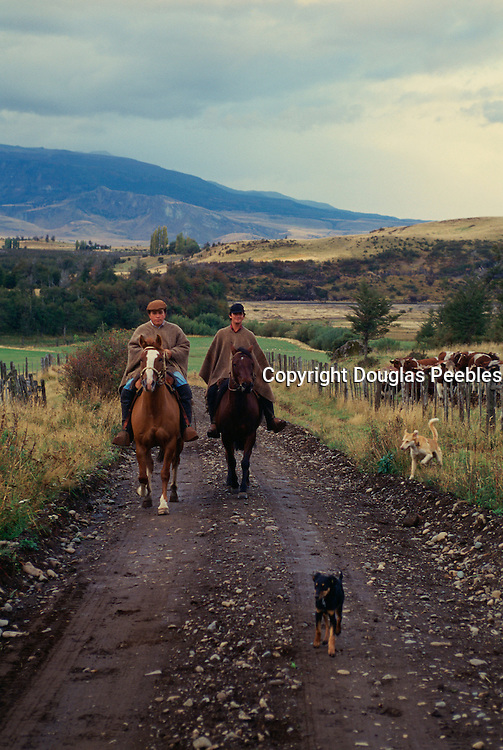 Cohaique Area, Region De Aisen, Patagonia, Chile (no model release, editorial use only)<br />