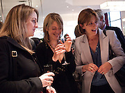TANYA VON PREUSSEN; LISA WALDEGRAVE; KATHERINE BROOKE, Literary charity First Story fundraising dinner. Cafe Anglais. London. 10 May 2010. *** Local Caption *** -DO NOT ARCHIVE-© Copyright Photograph by Dafydd Jones. 248 Clapham Rd. London SW9 0PZ. Tel 0207 820 0771. www.dafjones.com.<br /> TANYA VON PREUSSEN; LISA WALDEGRAVE; KATHERINE BROOKE, Literary charity First Story fundraising dinner. Cafe Anglais. London. 10 May 2010.