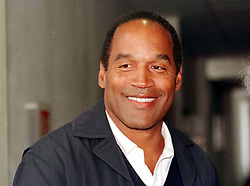 3rd OCTOBER:On this day in 1995 OJ Simpson is Aquitted of killing Nicole Brown. OJ Simpson arrives at Heathrow airport on the first day of his visit to London.