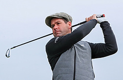 Robert Rock during day two of the Betfred British Masters at Hillside Golf Club, Southport.
