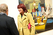 JANET STREET-PORTER, Private view for the Turner prize exhibition. Tate Britain. London. 4 October 2010. -DO NOT ARCHIVE-© Copyright Photograph by Dafydd Jones. 248 Clapham Rd. London SW9 0PZ. Tel 0207 820 0771. www.dafjones.com.
