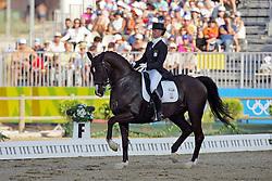 Van Grunsven Anky, (NED), Salinero<br /> Olympic Games 2004<br /> © Hippo Foto-Dirk Caremans