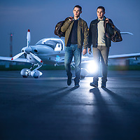 The Flying Twins for RateOne © 2Photographers - Paul Gheyle & Jürgen de Witte