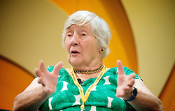 Liberal Democrats<br /> Autumn Conference 2011 <br /> at the ICC, Birmingham, Great Britain <br /> <br /> 17th to 21st September 2011 <br /> <br /> The Right Honourable<br /> The Baroness Williams of Crosby <br /> PC (Shirley Williams)<br /> Former <br /> Secretary of State for Education and Science<br /> <br /> Photograph by Elliott Franks