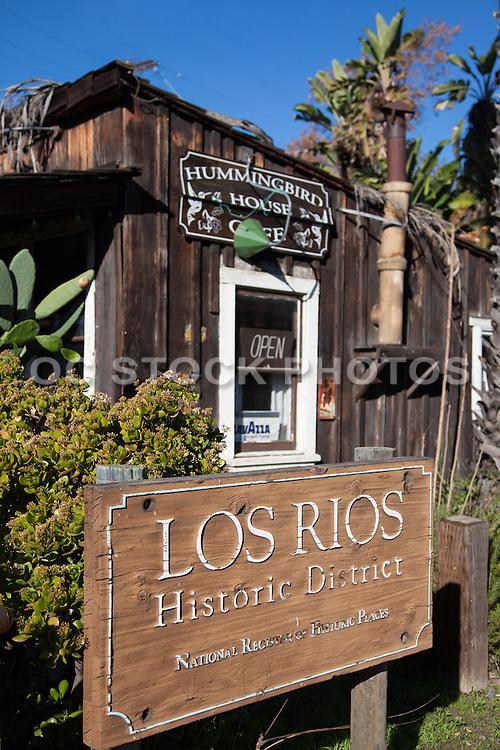 Los Rios Historic District
