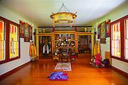 Nechung Dorje Drayang Ling Tibetan Buddhist temple, Island of Hawaii