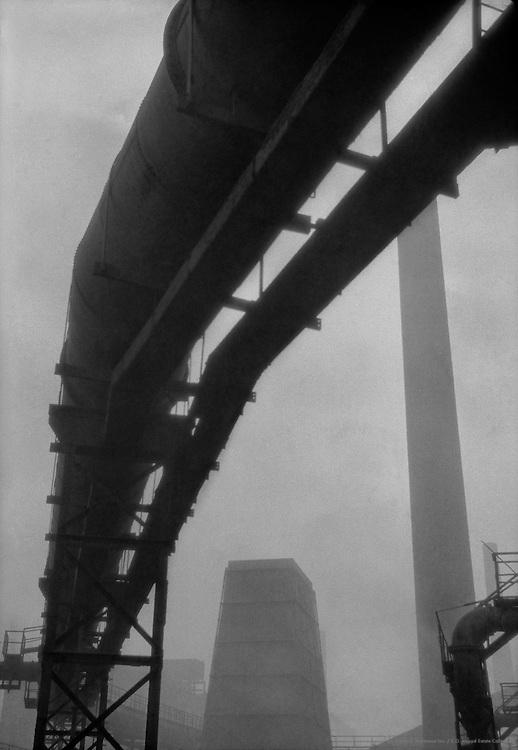 Pipeline, Union Stahlwerke, Dortmund, 1928