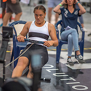 Kya Keepa  FEMALE HEAVYWEIGHT Novice U19 1K Race #8  11:00am<br /> <br /> <br /> www.rowingcelebration.com Competing on Concept 2 ergometers at the 2018 NZ Indoor Rowing Championships. Avanti Drome, Cambridge,  Saturday 24 November 2018 © Copyright photo Steve McArthur / @RowingCelebration