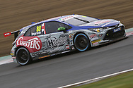 Tom Ingram - Team Toyota GB with Ginsters - Toyota Corolla during the British Touring Car Championship (BTCC) at  Brands Hatch, Fawkham, United Kingdom on 7 April 2019.