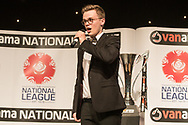 Nick Gartland during the National League Gala Awards at Celtic Manor Resort, Newport, United Kingdom on 8 June 2019.