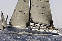 Seiling<br /> Foto: Dppi/Digitalsport<br /> NORWAY ONLY<br /> <br /> SAILING - TP52 BREITLING MEDCUP 2006 - REGATTA BREITLING - ILLES BALEARS - PUERTO PORTALS, MALLORCA (ESP) - 19 TO 23/07/2006<br /> <br /> FRAM (NOR)