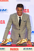 Cristiano Ronaldo fourth golden boot