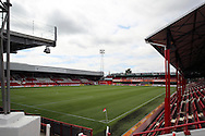 Griffin Park during the EFL Sky Bet Championship match between Brentford and Ipswich Town at Griffin Park, London, England on 13 August 2016. Photo by Matthew Redman.