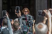 Britain J. Depp Libel Trial