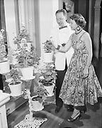 """Y-540605-04. """"Waverley Spring formal. June 5, 1954"""""""