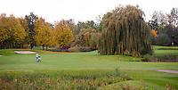 NUMANSDORP - hole 6 . Golfclub Cromstrijen. COPYRIGHT KOEN SUYK