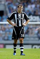 Photo: Jed Wee/Sportsbeat Images.<br /> Newcastle United v Sampdoria. Pre Season Friendly. 05/08/2007.<br /> <br /> Newcastle's new signing Mark Viduka.