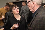 LISA BERNARD; DAVID HURN, Opening of the Martin Parr Foundation party,  Martin Parr Foundation, 316 Paintworks, Bristol, BS4 3 EH  20 October 2017