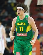 Serbia v Brazil 100914