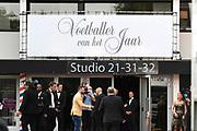 Voetbalgala 2017 in Studio 21 te Hilversum
