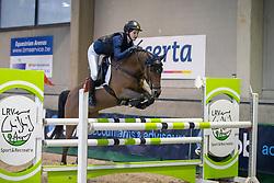 De Clercq Bo, BEL, Orchid's Joya<br /> Nationaal Indoorkampioenschap  <br /> Oud-Heverlee 2020<br /> © Hippo Foto - Dirk Caremans