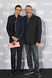 November 3, 2016 - Madrid, Madrid, Spain - Philippe Starck, Jasmine Abdellatif Starck attends the GQ 2016 Men of the Year Awards ceremony at the Palace Hotel on November 3, 2016 in Madrid, Spain. (Credit Image: © Jack Abuin via ZUMA Wire)