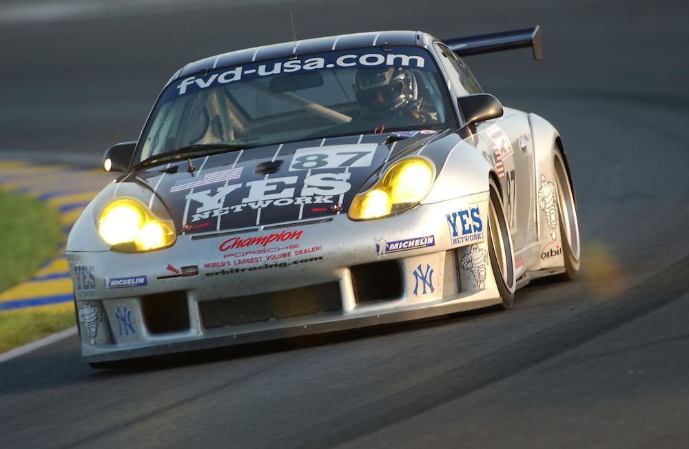 Motorsport - Champion Prosche race team