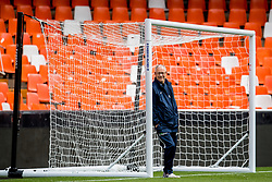 March 22, 2019 - Valencia, SPAIN - 190322 Lars Lagerbäck, head coach of Norway, during a training session on March 22, 2019 in Valencia..Photo: Vegard Wivestad Grøtt / BILDBYRÃ…N / kod VG / 170313 (Credit Image: © Vegard Wivestad GrØTt/Bildbyran via ZUMA Press)