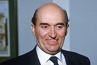Victor Chambers, chief executive, Ulster Bank, N Ireland, UK, 19850023VC.<br /> <br /> Copyright Image from Victor Patterson, 54 Dorchester Park, <br /> Belfast, UK, BT9 6RJ<br /> <br /> t1: +44 28 9066 1296 (from Rep of Ireland 048 9066 1296)<br /> t2: +44 28 9002 2446 (from Rep of Ireland 048 9002 2446)<br /> m: +44 7802 353836<br /> <br /> e1: victorpatterson@me.com<br /> e2: victorpatterson@gmail.com<br /> www.victorpatterson.com<br /> <br /> Please see my Terms and Conditions of Use at www.victorpatterson.com. It is IMPORTANT that you familiarise yourself with them.<br /> <br /> Images used on the Internet must be visibly watermarked i.e. © Victor Patterson<br /> within the body of the image and copyright metadata must not be deleted. Images <br /> used on the Internet have a size restriction of 4kbs and will be chargeable at current<br />  NUJ rates unless agreed otherwise.<br /> <br /> This image is only available for the use of the download recipient i.e. television station, newspaper, magazine, book publisher, etc, and must not be passed on to any third <br /> party. It is also downloaded on condition that each and every usage is notified within 7 days to victorpatterson@me.com<br /> <br /> The right of Victor Patterson to be identified as the author is asserted in accordance with The Copyright Designs And Patents Act (1988). All moral rights are asserted.