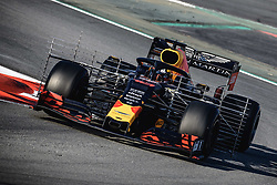 February 28, 2019 - Barcelona, Catalonia, Spain - drives  during day seven of the Formula One winter testing at Circuit de Catalunya (Credit Image: © Matthias OesterleZUMA Wire)