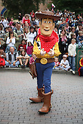 France, Paris, Euro Disney, entertainment park, Toy Story