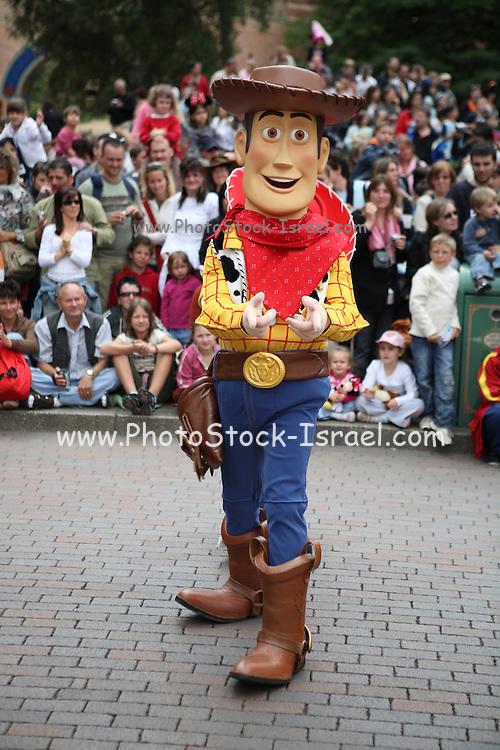 France, Paris, Euro Disney, entertainment park, Toy Story