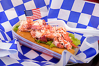 Lobster Roll, Machias Maine