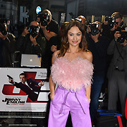 Olga Kurylenko attend Johnny English Strikes Again at CURZON MAYFAIR, London, Uk. 3 October 2018.