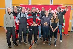 , Kiel - Maior 28.04. - 01.05.2018, J 80 - Siegerehrung