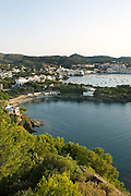 Cadaques, Spain, on the Costa Brava.