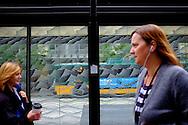2011 August 30 - Pedestrians, 3rd Avenue, Seattle, WA, USA. Copyright Richard Walker