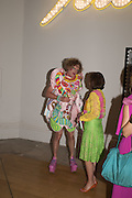 GRAYSON PERRY, KIRSTY WARK Royal Academy Summer exhibition party. Piccadilly. 7 June 2016