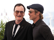 Once Upon A Time... In Holywood photocall, Cannes Film Festival