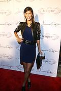 Jaslene Gonzalez at The Jermaine Dupri Birthday Celebrration held at Tenjune in New York City on September 23, 2008