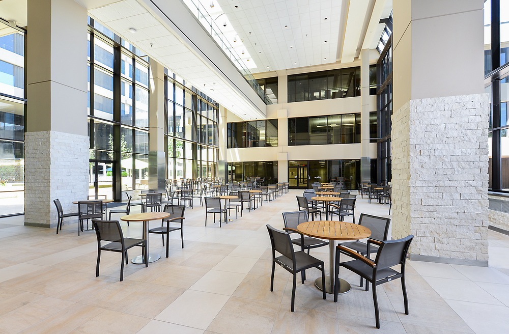 commercial building common area
